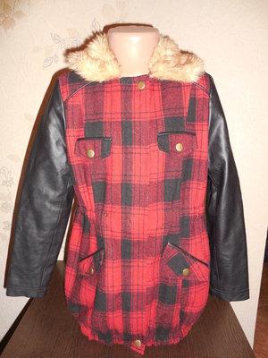 Продаю пальто George , 8-9 лет.