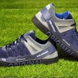 Мужские кроссовки SALOMON Синие
