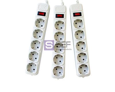 Лучший сетевой фильтр на 5 розеток/защита электроники/удлинитель