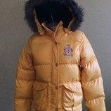 Куртка пуховик POLO JEANS RALPH LAUREN оригинал размер M