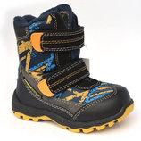 Термо ботинки зимние Super Gear, р. 24-29