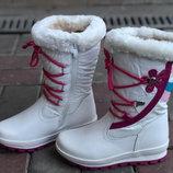 детские зимние сапожки BESSKY