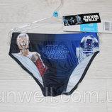 Детские плавки для мальчика Star Wars 4-10лет