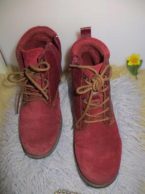 Супер комфортные замшевые ботинки Earth Spirit. Оригинал.
