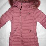 Курточки зимние на девочек, 8 - 16 лет, Венгрия