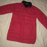Куртка парка пальто термо Reima Финляндия на 11-12 лет 146-152 рост. Зимняя . Куртка на утеплителе