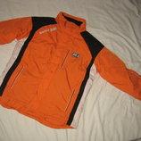 Куртка термо X-Mail Германия на 158-164 рост 13-14 лет Зимняя. Куртка на утеплителе подкладка флис