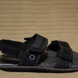 Легчайшие черные комбинированные сандалии Cartago Бразилия 41/41 распаровка .