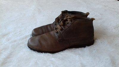 Ботинки кожаные деми Timberland ориг . Размер 42 стелька 28 .