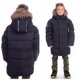 Новинка. Зимняя куртка Kiko 5030 для мальчика 134-164