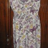 Очень красивое платье-сарафан H&M