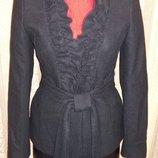 H&M , полупальто, пиджак, шерсть