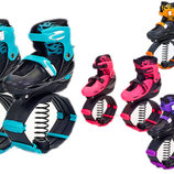 Ботинки на пружинах фитнес джамперы Newstar Kangoo Jumps 901 размер 35-38/39-42 4 цвета