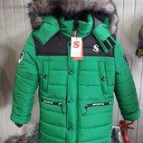 Зимняя курточка STiVEN для мальчиков от производителя 36 - 42р
