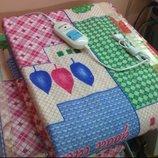 Электропростынь Ket Electric Blanket 120х155 полиамид Турция