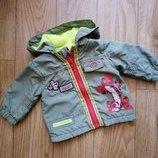 Ветровка, куртка, курточка George на малыша 0-3 мес