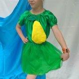 Костюм Груши, купить костюм Груша, детский карнавальный костюм Груши.