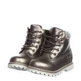 Ботинки для девочки Jong Golf 22, 23, 24, 25, 26, 27 р Бронзовый A2828-2 Ботинки для девочки, внутр