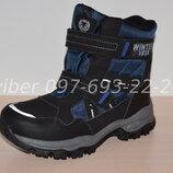 Термоботинки Tom m арт. 3801-В р.34-39 зимние ботинки, термики, том м зимові термо ботинки tom.m