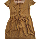 Классное платье edc by Esprit, размер XS