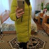 Зимнее пальто куртка