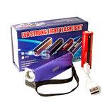 Лучший универсальный ручной фонарь 2в1/USB power bank/аккумуляторный
