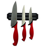 Набор Кухонных Ножей с магнитной подставка.Кухонный нож.Кухонные ножи