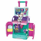 Disney Doc McStuffins доктор плюшева мобильная клиника чемодан доктора 92446 Baby All in One Nursery