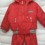 Демисезонный костюм для малыша на 3-4 годика Качество отличное Размер 3 на рост 98-104 замеры