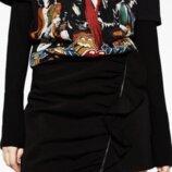 Симпатичная и трендовая юбка со сборкой-воланом
