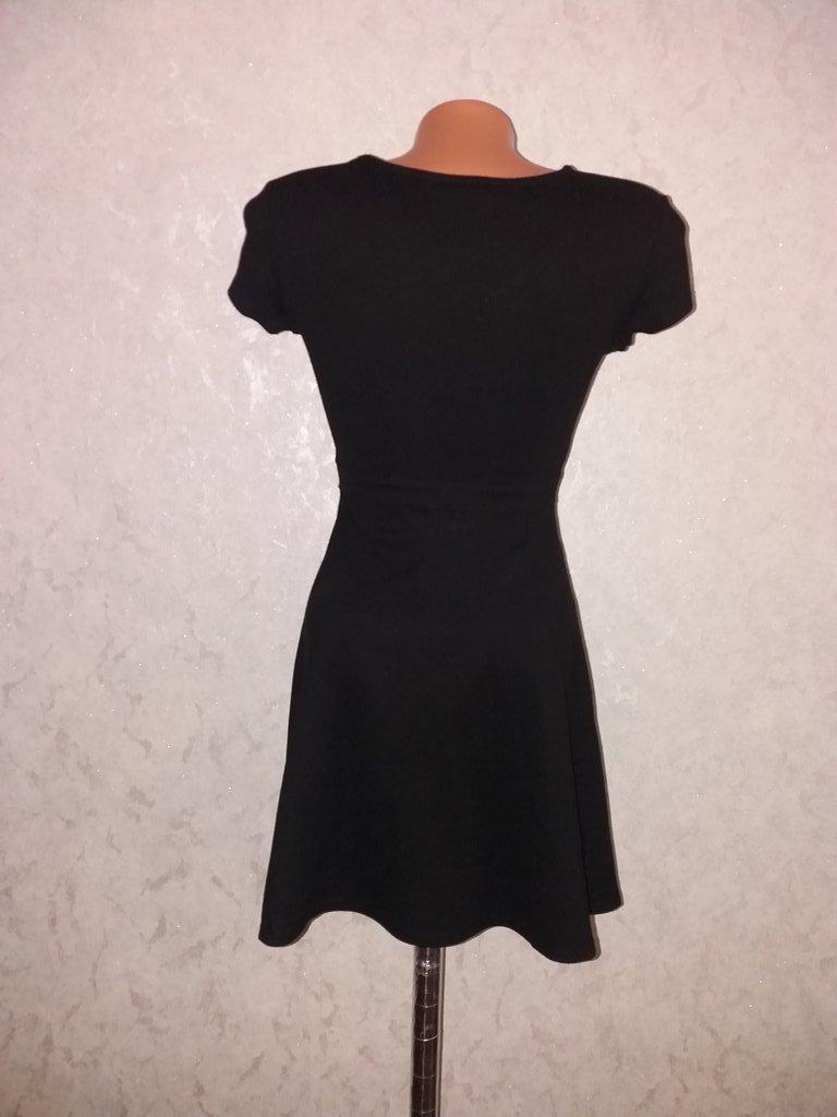 848a286b72e Маленькое чёрное платье xs ZARA  460 грн - повседневные платья zara в  Чернигове
