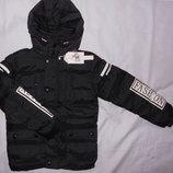 Куртки зимние для мальчиков, 8- 16 лет, Венгрия