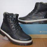 Ботинки кожаные размеры с 32 по 39.