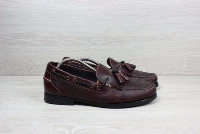 Кожаные мужские туфли лоферы Bob Timberlake aef768aeb8502