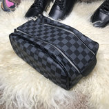 Барсетка Nessesser Louis Vuitton King Size Damier Graphite