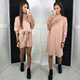 Платье 2 цвета 42-44-46 размеры ткань Ангора