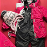 Комплект зимний для девочки, Термо, не промокает, аналог Lenne, Reima
