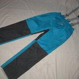 Полукомбинезон штаны термо Color Kids Германия на рост 140-146 см. 10-11 лет. Полукомбинезон штаны H