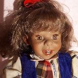 характерная куколка-улыбашка 40см
