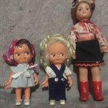 Кукла ссср украинка
