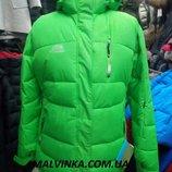 Куртка горнолыжная Columbia арт 858 L р зеленая.