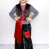 Детский карнавальный костюм для мальчика «ПИРАТ» 613