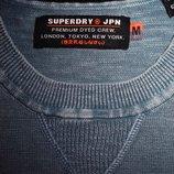 Мужская кофта длиннорукавка Superdry M