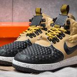 Ботинки Nike песочные 14793 , 40.41.42.43.44 45 размер новинка демисезонные