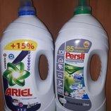Стиральный порошок жидкий Ariel Persil 5.65 л