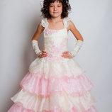 Продам шикарное,нарядное платье.