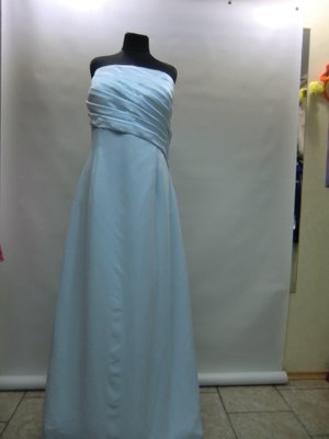 Вечернее платье XXXL.