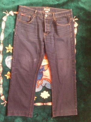 Брендові штани джинсові чоловічі Lee Cooper W36 Великобританія брюки джинсы мужские