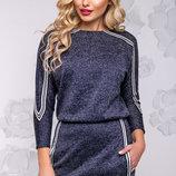 Стильное модное платье карандаш 1052
