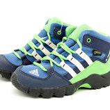 Кроссовки Adidas Terrex Mid Gtx 23, 26, 27 размеры, осень-зима